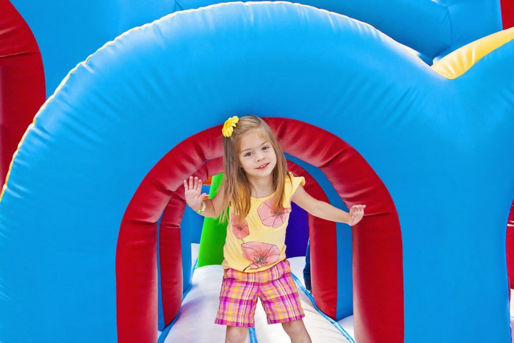 Bounce Houses Village at Sunriver